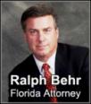 Attorney Ralph Behr Mug